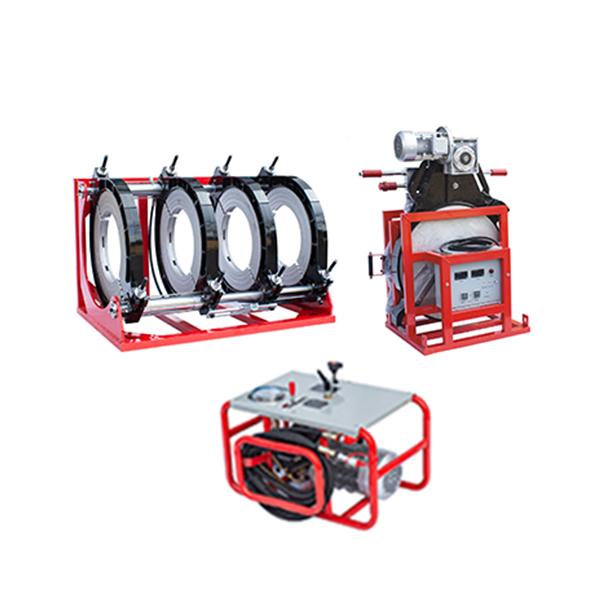 آلات لحام الانصهار بعقب الهيدروليكية  10