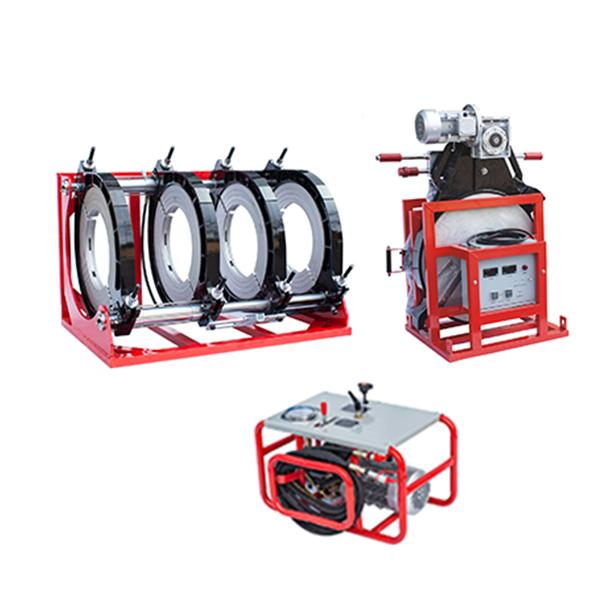 آلات لحام الانصهار بعقب الهيدروليكية  11