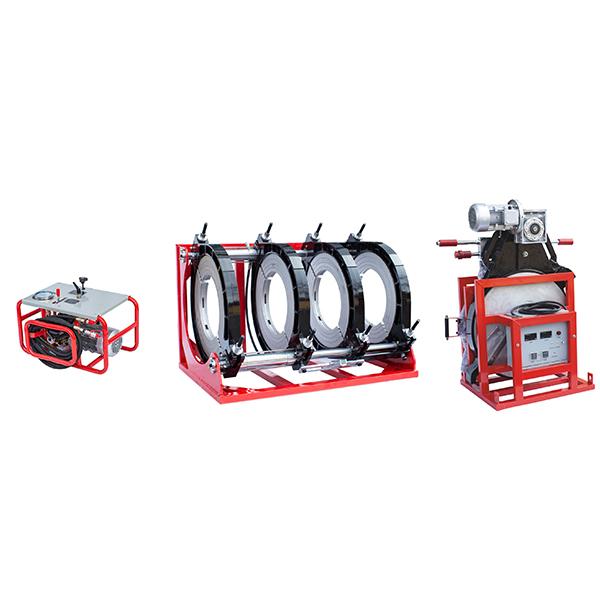 آلات لحام الانصهار بعقب الهيدروليكية  08