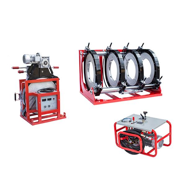 آلات لحام الانصهار بعقب الهيدروليكية  09